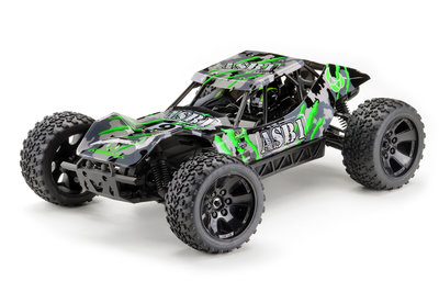 Absima ASB1 Brushed 1:10 RC auto Elektro Buggy 4WD RTR 2.4 GHz