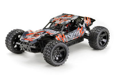 Absima ASB1BL Brushless 1:10 RC auto Elektro Buggy 4WD RTR 2.4 GHz