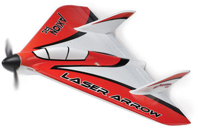 RC vliegtuig Axion Laser Arrow Brushless 2.4Ghz RTF 160 km/u