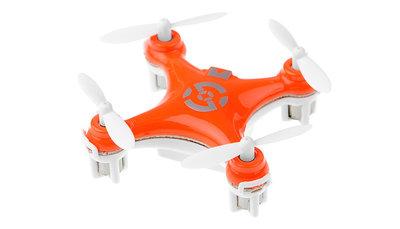 RC Quadcopter  Micro UFO Blaxter X40 4 kanaals  2.4 GHZ met trimfunctie oranje