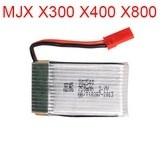 Lipo accu 3,7 V 750 mAh  voor oa MJX X300 X400 X800
