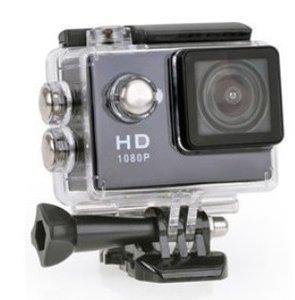 HD action camera 30 mtr waterproof 2 inch FullHD 1080