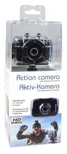 HD action camera 30 mtr waterproof 1.77 inch HD720
