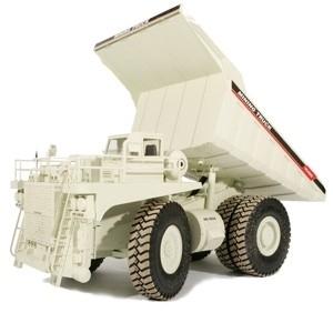 RC Mining Truck Hobby Engine met defect