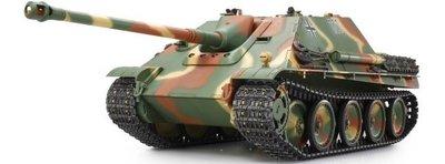 RC tank Tamiya 56024  bouwpakket German Tank Destroyer Jagdpanther Full Option Kit 1:16