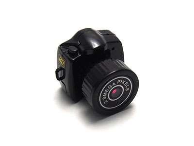 Camera Mini HD 1280x720 extreem klein1