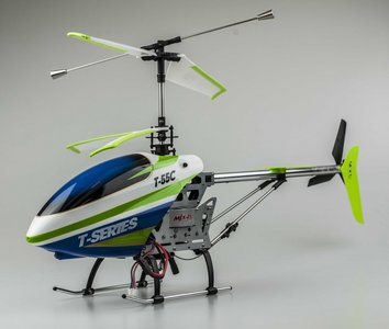 RC helicopter MJX T55 met camera en wifi 71cm RTF