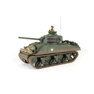 RC tank Forces of Valor 1:24  M4A3 Sherman  RTR