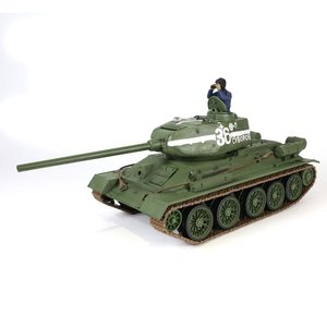 RC tank Forces of Valor 1:24  T34/85 RTR