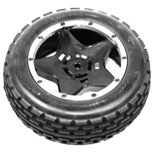 RC banden off road Front Wheel For Yama 1pc  For Yama Petrol Buggy 1:5