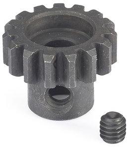 H393 Absima Modul 1.0 13Z Stahl Motorritzel pinion 1:8 brushless T13 modul 1