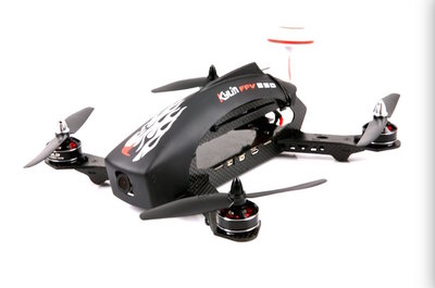 RC drone KDS Kylin 250 RTF FPV racer quadcopter