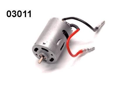 Onderdeel rc auto brushed motor 540