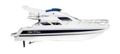 RC speedboot HOBBY ENGINE PREMIUM LABEL 2.4G SAINT PRINCESS BOAT RTR
