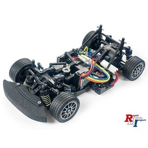 RC auto bouwpakket 58669 1/10 RC M-08 Chassis Kit incl. certificaat
