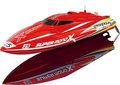 RC speedboot Super mono brushless 45 km/u 2,4 GHz 42cm  RTR